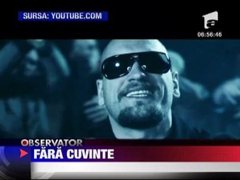 Dragos Bucur, in ultimul videoclip BUG Mafia
