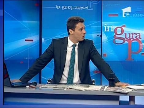 """Mircea Badea: """"Cred ca Rusia va fi amendata de CNA :)"""""""