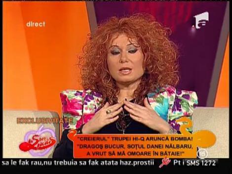 Dragos Bucur a jignit-o pe Veronica Cara