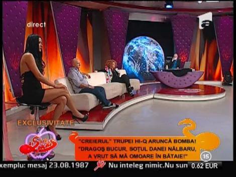 Dragos Bucur se implica in treburile trupei HI-Q