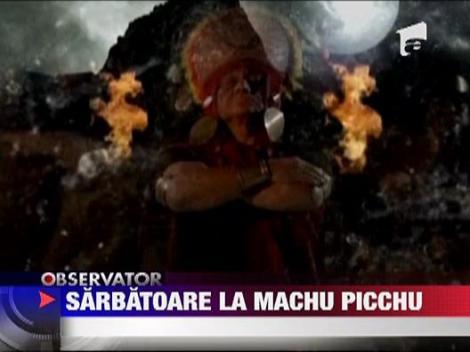 O suta de ani de la descoperirea orasului Machu Picchu