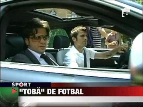 """""""Toba"""" de fotbal"""
