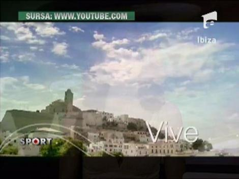 Rafa Nadal promoveaza turismul spaniol