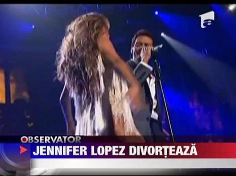 Jennifer Lopez si Marc Anthony divorteaza