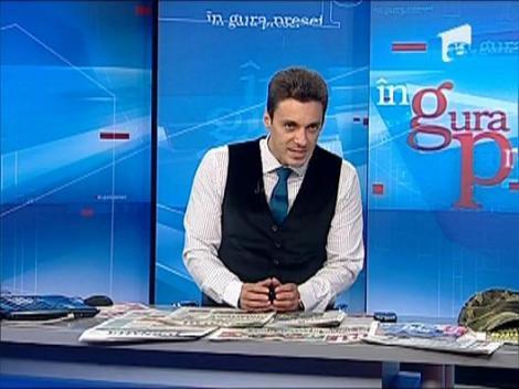 """Mircea Badea: """"Pistoalele Carpati sunt mai slabe ca o flegma"""""""