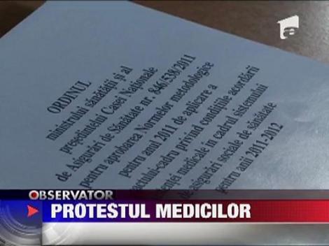 Revolta la Casa de Asigurari de Sanatate din Buzau!
