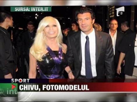 Cristi Chivu este manechin!