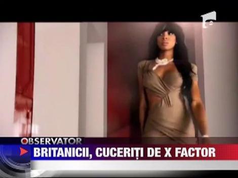 X Factor revine in Marea Britanie