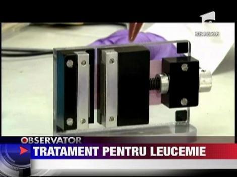 Leucemia ar putea avea remediu