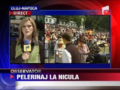 Pelerinaj la Nicula, chin si rugaciune