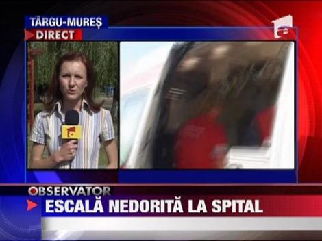 Grav accident de circulatie in Bistrita