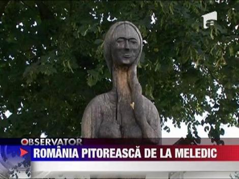Romania pitoreasca de la Meledic