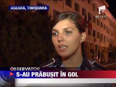 A murit una din femeile cazute cu balconul la Timisoara