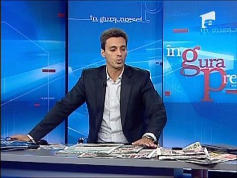 "Mircea Badea: ""Borcea e cocalarul suprem"""