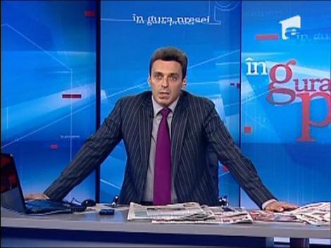 """Mircea Badea:  """"Daca imi scot puta si fac ca elicopterul, se vor intampla minuni"""""""