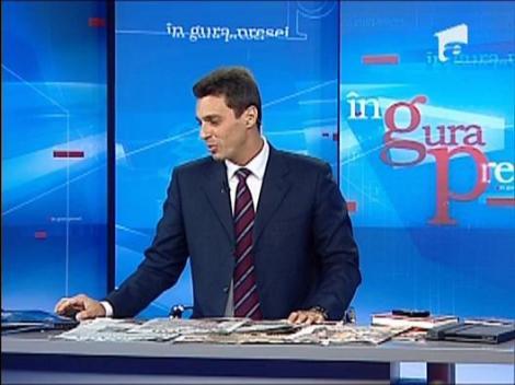Mircea Badea il ironizeaza pe bloggerul Zoso