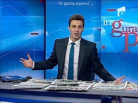"""Mircea Badea: """"Tara e pe maini bune"""""""