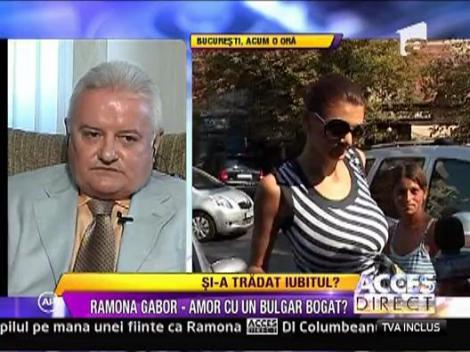 "Irinel Columbeanu: ""Ramona nu intreaba de Irina"""