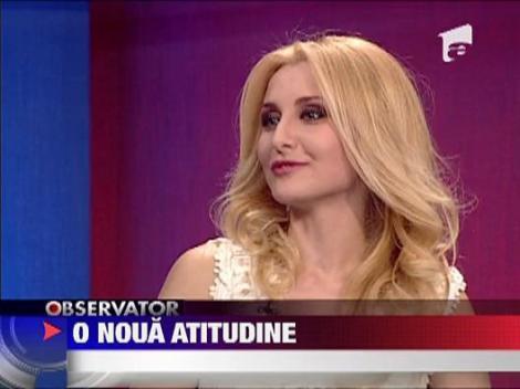 Alina Sorescu, o noua atitudine