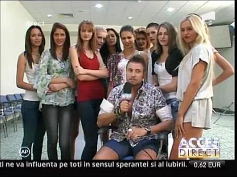 Next Top Model by Catalin Botezatu