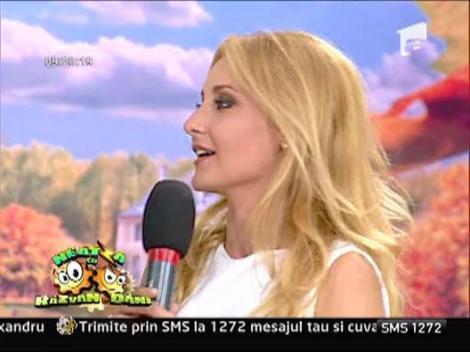Alina Sorescu la Neatza