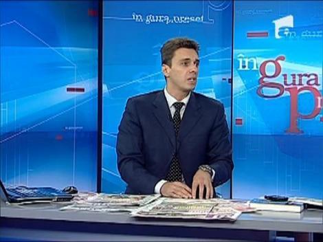 "Mircea Badea: ""X Factor e o emisiune fara melteneala, fara cioflingareala"""