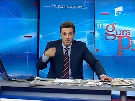 Mircea  Badea nu se da cu gel