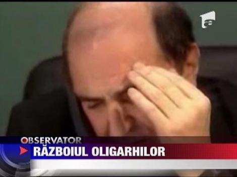 Boris Berezovski si Roman Abramovici se judeca la un tribunal comercial londone