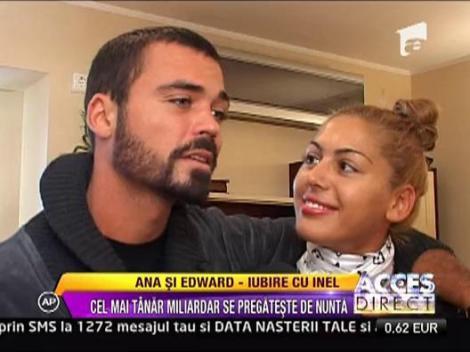 Edward si Ana Maria, iubire cu inel