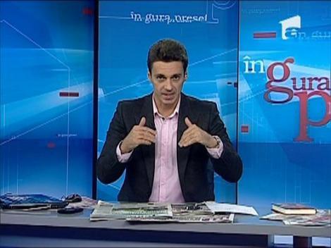 """Mircea Badea: """"Eu nu am folosit niciodata cauciucuri de iarna!"""""""