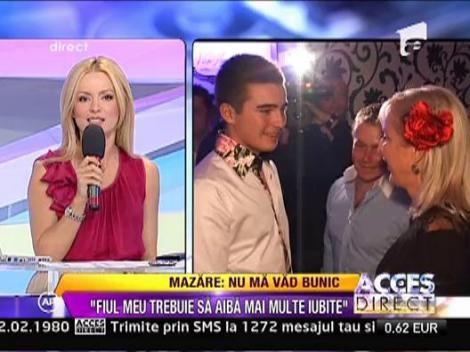 "Radu Mazare: ""Fiul meu trebuie sa aiba mai multe iubite"""