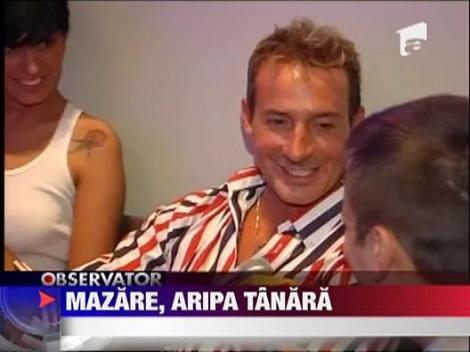 Radu Mazare se ocupa de educatia de club a fiului sau