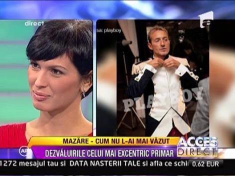 Radu Mazare, cel mai excentric primar