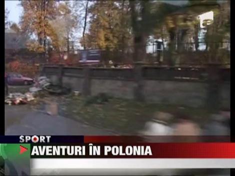 Aventurile Rapidului in Polonia
