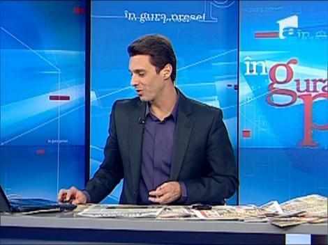Mircea Badea si diploma lui Traian Basescu