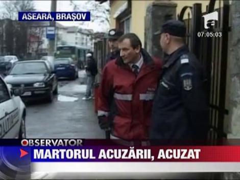 Martor arestat in procesul lui Victor Teodorescu