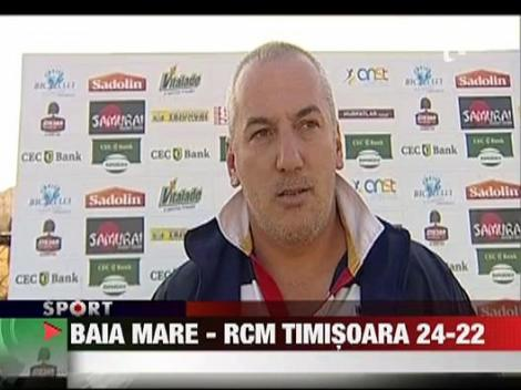 Steaua si Baia Mare joaca pentru a treia oara consecutiv finala Superligii de Rugby