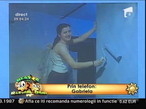 "Gabriela este finalista la ""Viata in stil Neatza"""