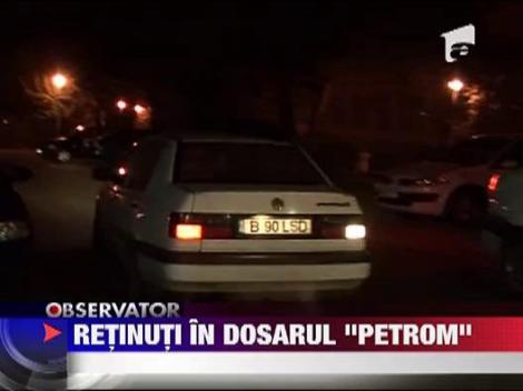 Sorin Ovidiu Vantu si Liviu Luca si-au petrecut noaptea in arest