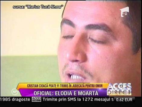 Vezi ce spunea Cristian Cioaca la 2 luni de la disparitia Elodiei