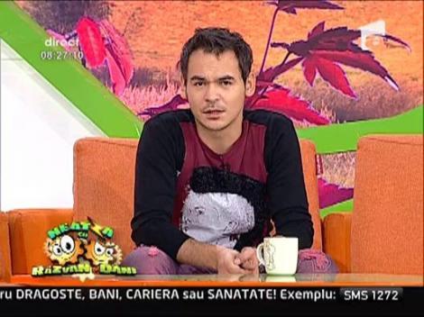 """Ionut Mantescu din Bucuresti este finalista la """"Viata in stil Neatza"""""""
