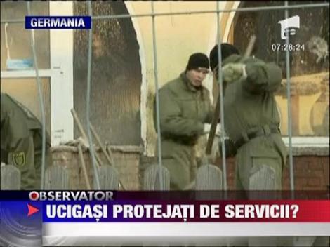 Nazisti protejati de serviciile secrete