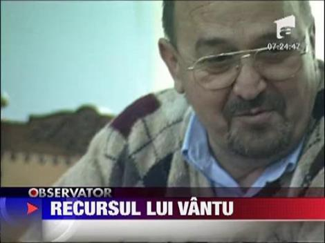 Recursul lui Vantu