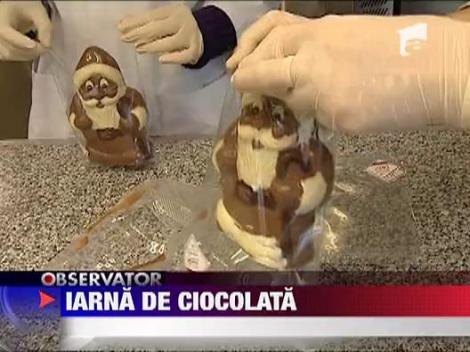 Iarna de ciocolata