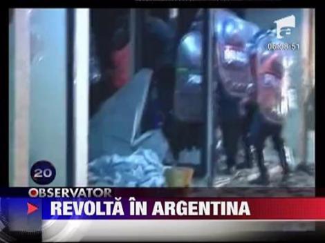 Revolta in Argentina