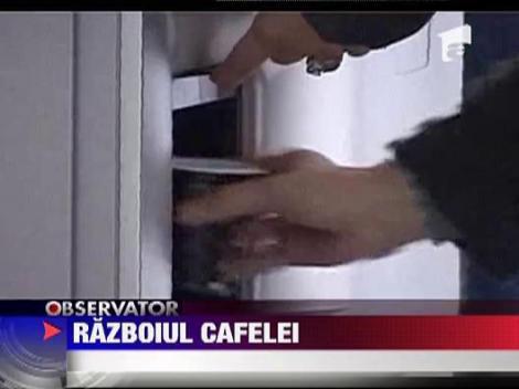 Razboi impotriva cafelei in scoli