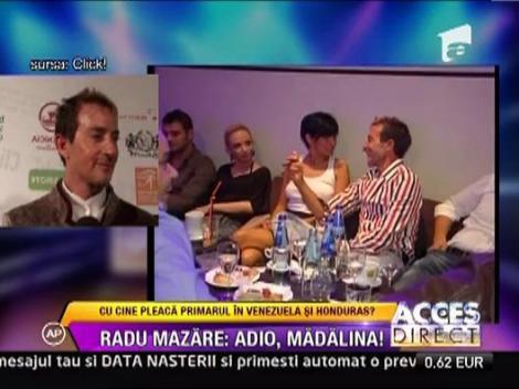 Radu Mazare nu mai vrea sa auda de eleva Madalina!