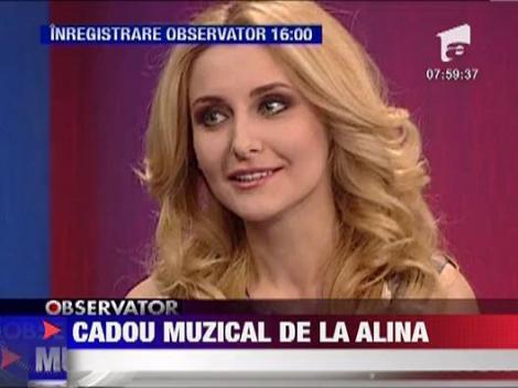 Cadou muzical de la Alina Sorescu