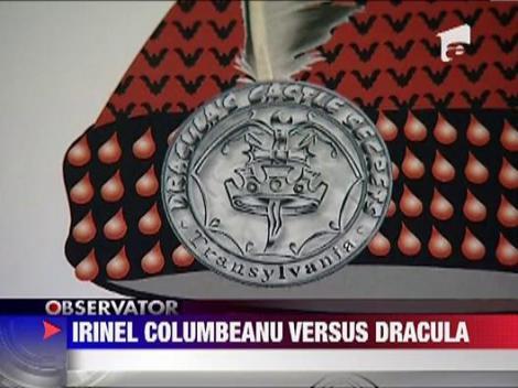 Irinel Columbeanu il exporta pe Dracula in America