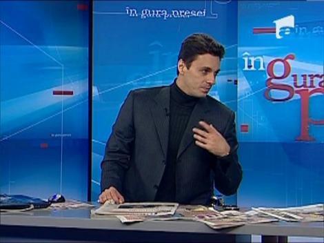 Mircea Badea ar fi pus pariu pe un sut in testicole ca Steaua si Vaslui nu se vor califica!